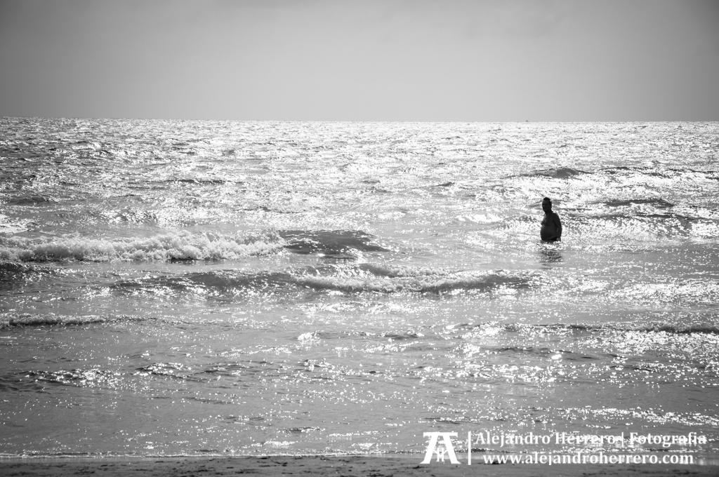 2014-08-09-Playa-Patacona-Valencia-043-BW3